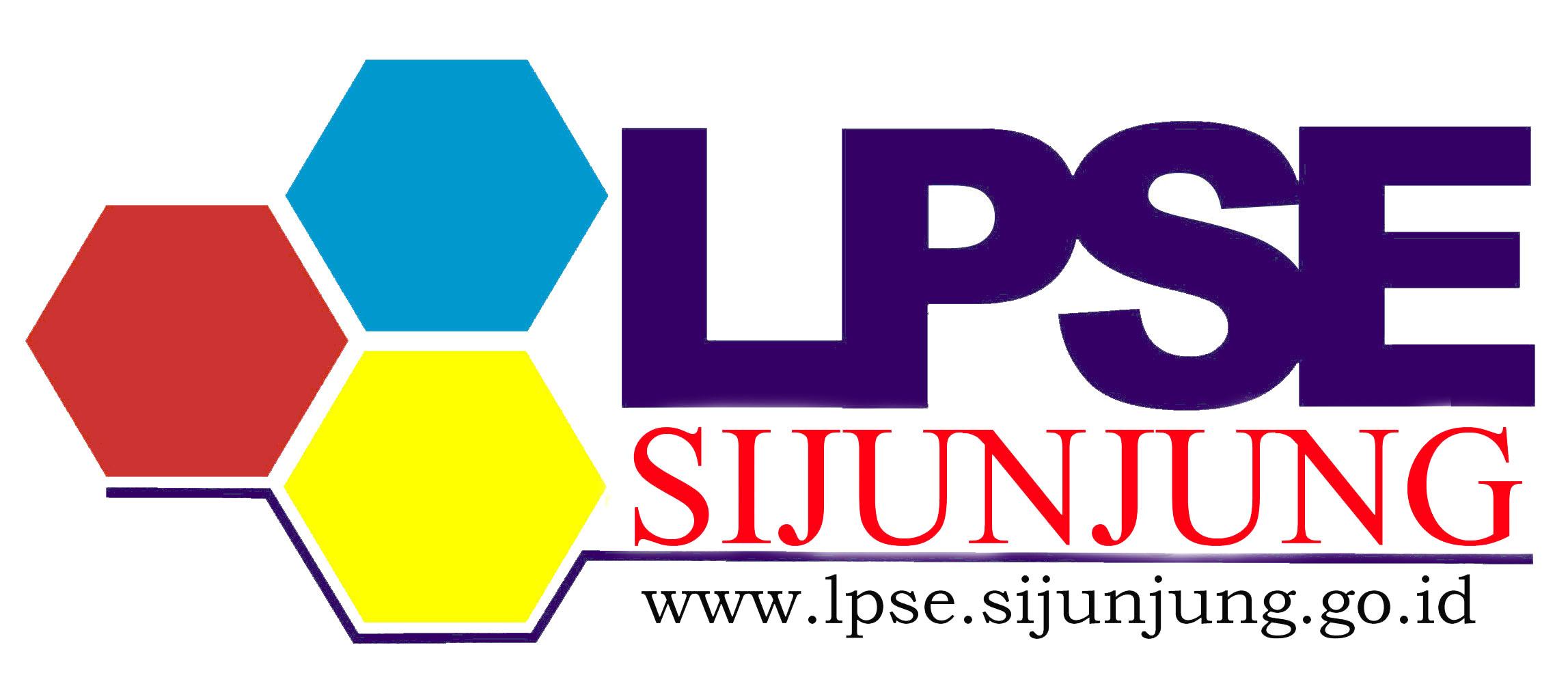 LPSE Kabupaten Sijunjung